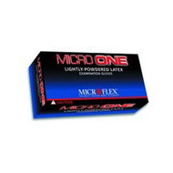 Large Micro-One Latex Lightly Powdered Glove 100 Per Box
