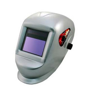 Large Viewing Area Deluxe Auto-Darkening Solar Welding Helmet
