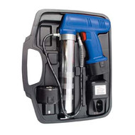12V Rechargeable Cordless Grease Gun with 2 Batteries