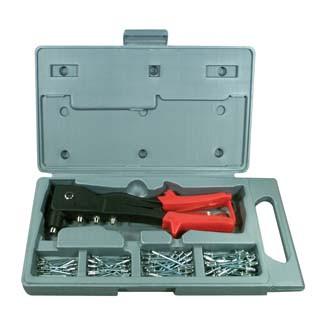 Industrial Hand Riveter Kit 3/16 in  Capacity AST1432