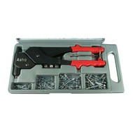 360 and #176, Swivel Head Hand Riveter Kit