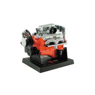 1/6 Scale Die Cast Chevy L84 327 C.I. Injected Engine Replica