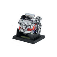 1/6 Scale Die Cast Chevy Small Block Street Rod Engine