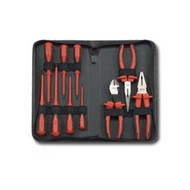 10 Piece Insulated Pliers and Screwdriver Set