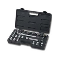 26 Piece 1/2 in  Drive (30mm) GearRatchet Set