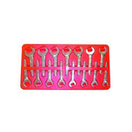 15 Piece Service Wrench Set 3/4 in  - 1-5/8 in