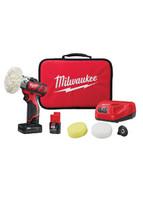 Milwaukee Variable Speed Polisher & Sander Kit