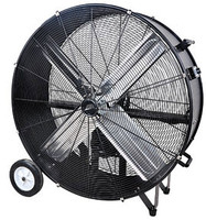 ATD Belt Drive Drum Fan, 42""