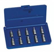 10-PC. Screw extractor set 1/8 in. thru 13/32 in. IRW53226