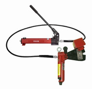 Hand-operated Hydraulic Cutter System for Extremely Hard Metals 1790TC