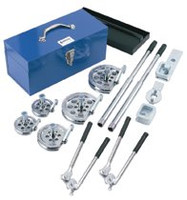 "Wide Range Tube Bender Kit For 1/4"" to 7/8"" O.D. tubing."