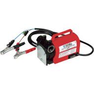 Tuthill Diesel Fuel Transfer Pump, 12 Volt, 10 GPM, FR1612