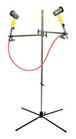 DeVilbiss Waterborne Paint Air Dryer and Stand (2 Dryer Guns)