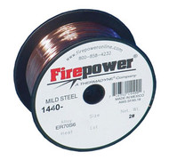 """FIREPOWER ER70S-6 MIG Wire Solid, .35"""", 2lb VCT-1440-0220"""