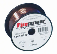 """FIREPOWER .023"""" Solid MIG Wire VCT-1440-0210"""