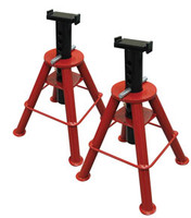 10 Ton Medium Height Jack Stands (pair) SUN1310