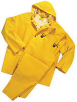 ANCHOR 35 MIL 3 PIECE RAIN SUIT PVC/POLYESTER