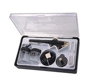 Air Brush Kit with Plastic Gun
