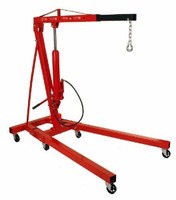 Air/Hydraulic Engine Hoist