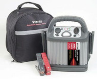 Jump-start with built-in Air Compressor