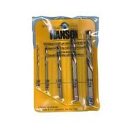 5-piece Left-Hand drill bit set 30520