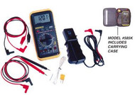 Deluxe Automotive Meter Kit ESI585K