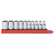 "10 pc. 1/4"" Dr. 6 pt. SAE Socket Set KDT80303"