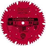 Freud 10-Inch 50-tooth ATB Combination Saw Blade LU84R011
