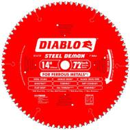 Freud Diablo Steel Demon TCG Ferrous Metal Cutting Saw Blade D1472F