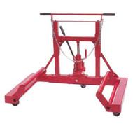 1,500 LB. Capacity Hydraulic Wheel Dolly