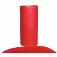 """3M 6"""" RED PSA 100 DISC Roll P180A 3M1112"""