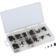 160 Piece Metric Socket Head Set Screw Assortment