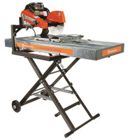 Masonry and Tile Saw, Wet Cut, Electric, 10 In. Blade