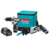 Makita 12-Volt max Lithium-Ion Cordless 2-Piece Combo Kit MAKLCT212W