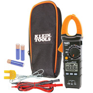 Klein clamp on meter CL210 600 Volts, 400 Amps