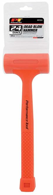 24oz High-Visual Dead Blow Hammer