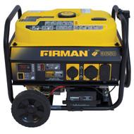 3650/4550 Watt Portable Remote Start Generator with Wheel Kit