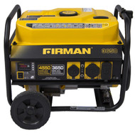 Gas Powered 3650/4550 Watt Portable Generator