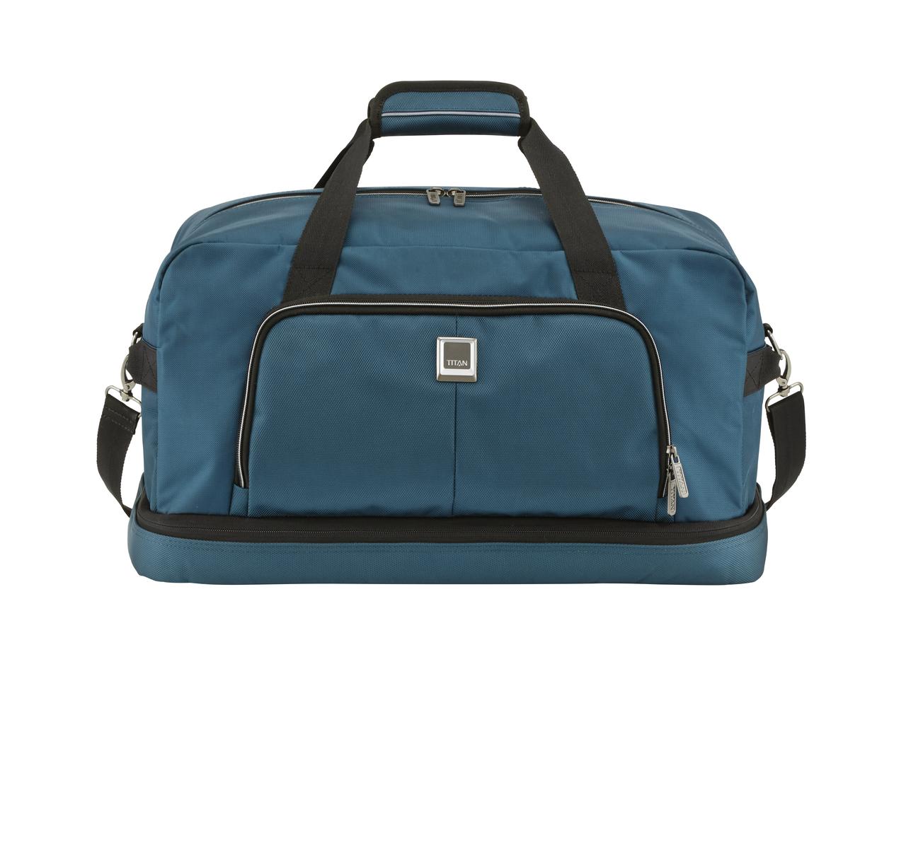 "luggage,TITAN NONSTOP Multifunctional Travelbag 21""-"
