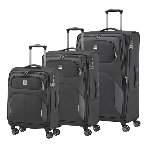 NONSTOP Spinner Trolley 3-Piece Set