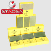 STADEA Diamond Hand Polishing Pads for Granite Concrete Stone Polishing - 7 Pcs Set