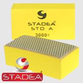 Stadea Diamond Hand Polishing Pads For Concrete Hand Polishing Glass Stone Granite Marble Grit 3000