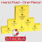 STADEA Diamond Hand Polishing Pad for Granite Marble Concrete Stone Travertine polishing - Any Grit