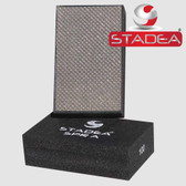 Stadea Diamond Sanding Blocks Hand Pads For Glass Marble Concrete Stone Hand Polishing, Grit 100 Series Super A