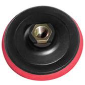 "Stadea Foam Hook and Loop Velcro Backing Pad - 4 Inch - Arbor 5/8"" 11, 1 Piece - Series Standard A"