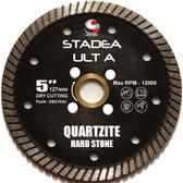 Stadea Diamond Saw Blade For Quartzite Granite Hard Stone Dry Cutting, Series Ultra A