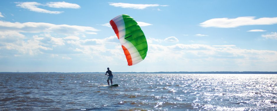 Kitemare.com Trainer Kites for Water