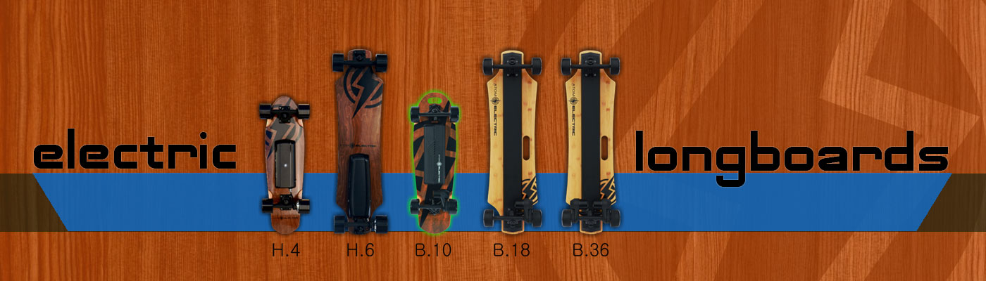 Kitemare Electric Longboards