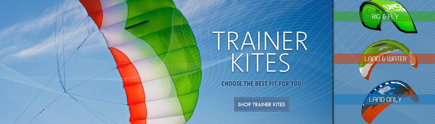 Kitemare Trainer Kites