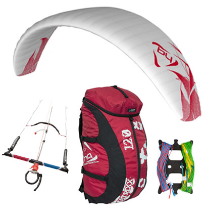 HQ Matrixx Snowkiting Performance Kite